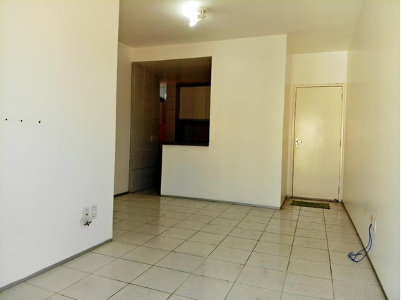 Apartamento Em Messejana, Fortaleza/ce De 64m² 3 Quartos À Venda Por R$ 135.000,00 - Ap354223