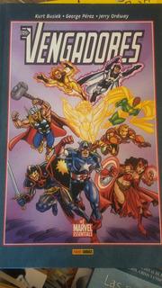 Libros De Avengers Tapa Dura Panini Nuevo
