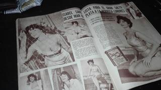 Isabel Sarli.gilda Lousek.s.y M.legrand.nini .marzo 25 1960