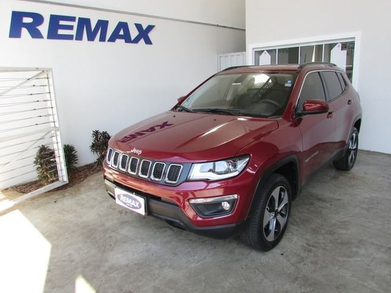Jeep Compass Longitude At9 4x4 2.0 16v Turbo Diesel, Geh8374