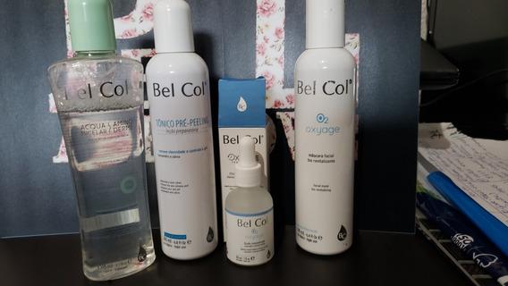 Produtos Para Microagulhamento Da Bel Col 4 Produtos.