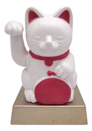 Brinquedo De Dança Solar Lucky Cat Car