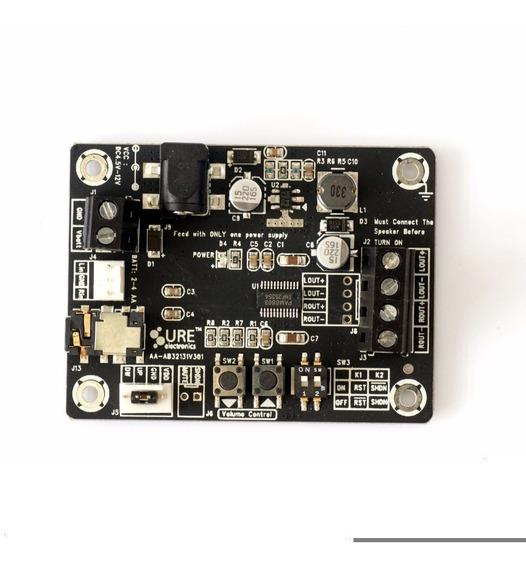 Board-pam8803 Classe D Amplificador De Áudio 2 W De Potência