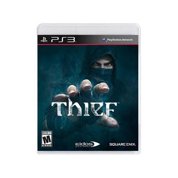 Thief Ps3 Midia Fisica