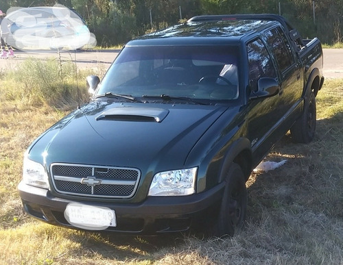 Chevrolet S10 2007 2.8 4x2 Dc
