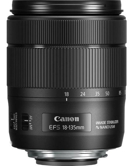 Lente Canon 18-135mm Is F/3.5-5.6 Is Usm (nano Usm)