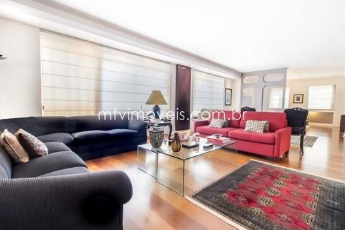 Imagem 1 de 15 de Apartamento 4 Quartos À Venda Na Alameda Itu - Cerqueira César - Ap4605