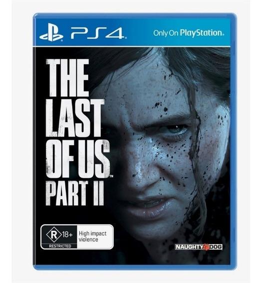 The Last Of Us 2 Ps4 Novo Lacrado
