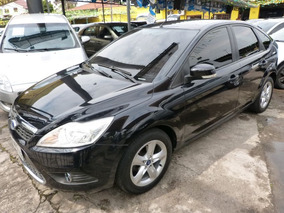 Ford Focus 2.0 Aut. 2009 Preta Gasolina