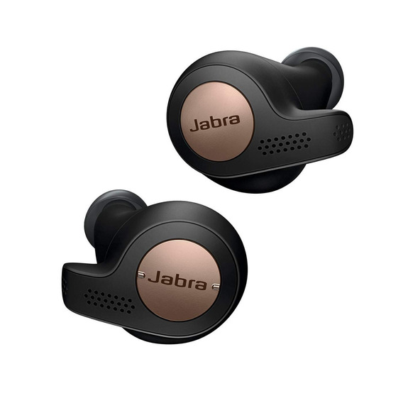 Jabra Elite Ativo 65t True Wireless Sports-copper Black
