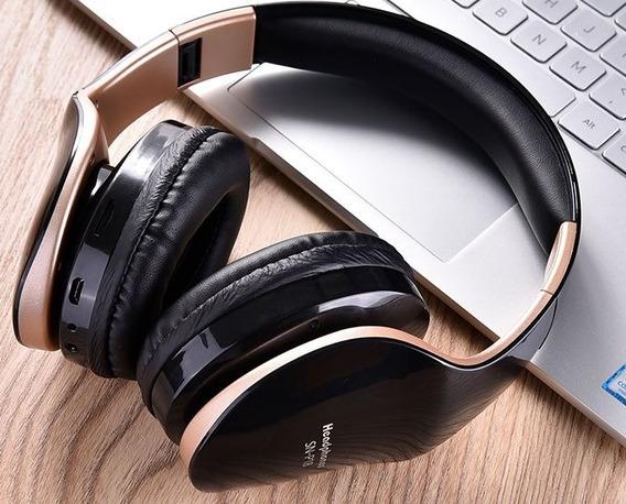 Fone Bluetooth Grande Sem Fio Com Microfone Bmax103