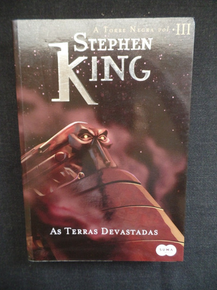 Stephen King - A Torre Negra Iii - As Terras Devastadas