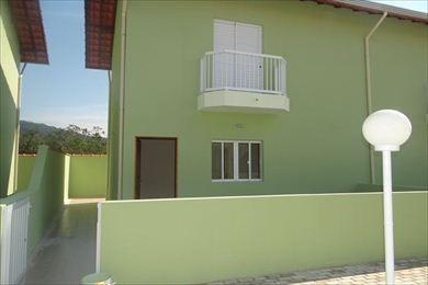 Casa A Venda Em Mongaguá, Condomínio Fechado - Ref 3922 M