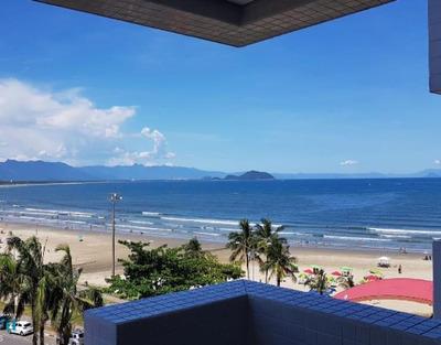 Apartamento Com 2 Dormitórios À Venda, 79 M² - Guarujá - Lages/sc - Ap11747