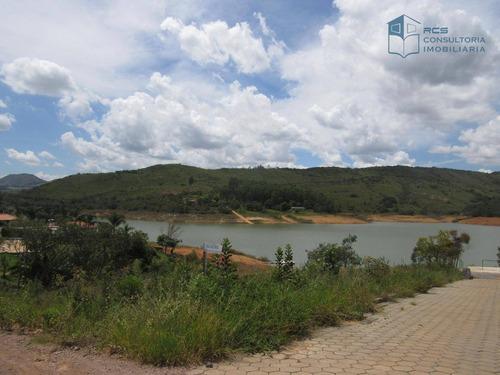 Imagem 1 de 9 de Terreno À Venda, 1390 M² Por R$ 780.000,00 - Ponta Do Sol - Capitólio/mg - Te0395