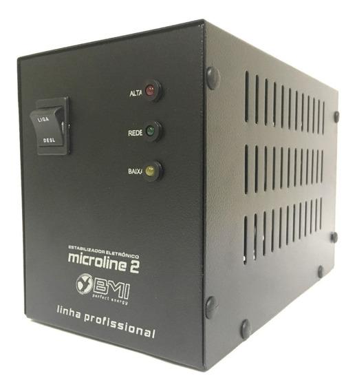 Estabilizador Profissional Bmi 1500 W Geladeira Freezer 110v