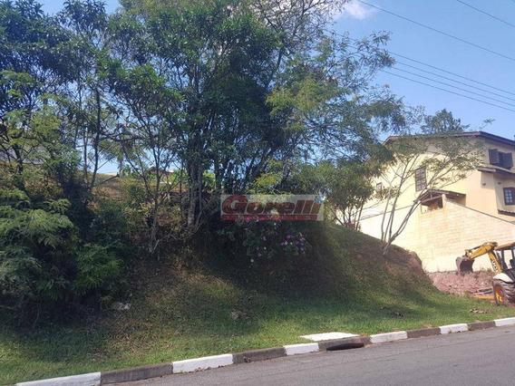 Terreno Residencial À Venda, Condomínio Arujazinho Iv, Arujá. - Te0240