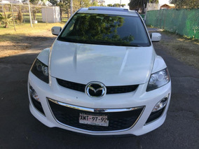 Mazda Cx7 2012 5p Grand Touring Aut Piel Q/c