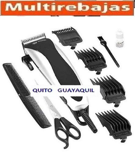 Maquina  Afeitadora Y Cortadora De Cabello