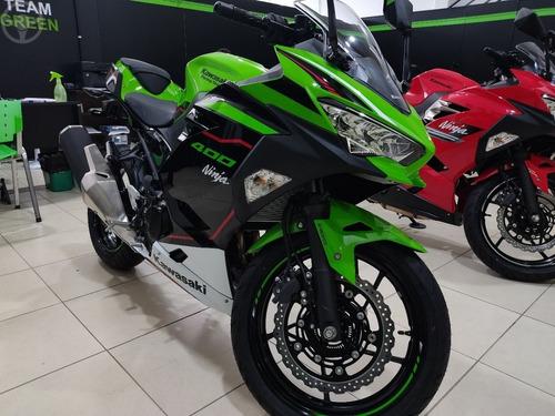 Kawasaki Ninja 400 2021 0km *krt* No Z400 Yamaha R3 *permuto