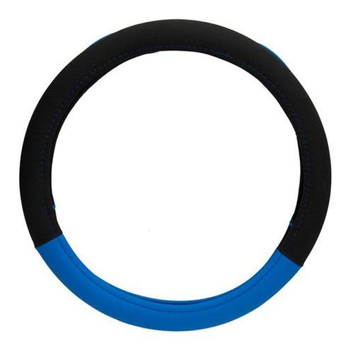 Cubrevolante Univ 50/20 (diam.38) Cool Line Negro Y Celeste