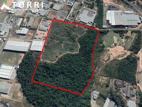 Área Industrial À Venda Em Vinhedo - Ar00087 - 69208432