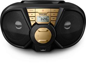 Radio Portátil Com Cd Player Modelo Px311 Preto