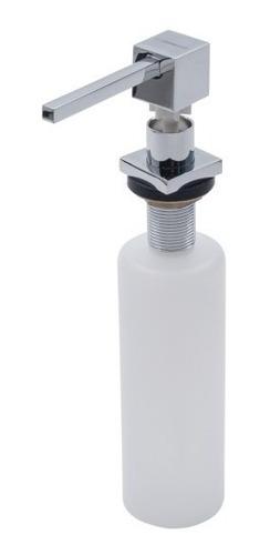Imagen 1 de 5 de Dosificador Dispenser Jabon Detergente Pileta Johnson Cubo