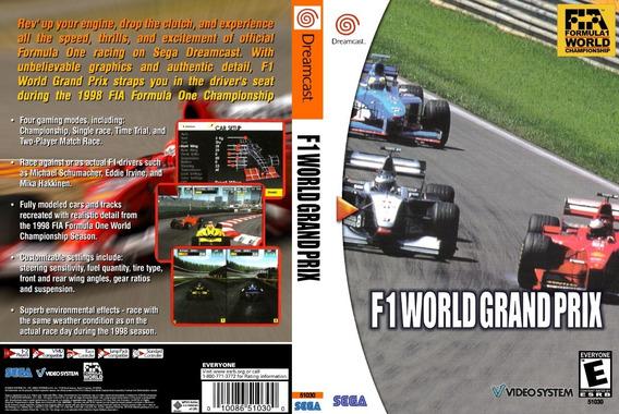 F1 World Grand Prix - Dreamcast - Patch - Selfboot