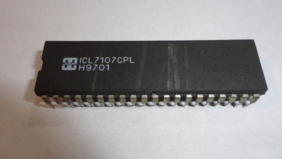 Circuito Integrado Icl7107cpl Lote C/ 5 Peças