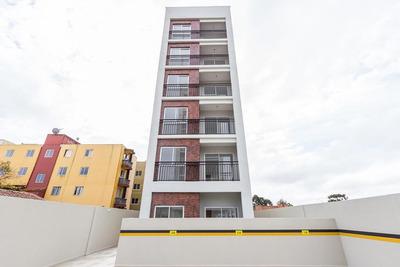 Apartamento Com 2 Dormitórios À Venda, 49 M² Por R$ 255.000 - Cajuru - Curitiba/pr - Ap0290