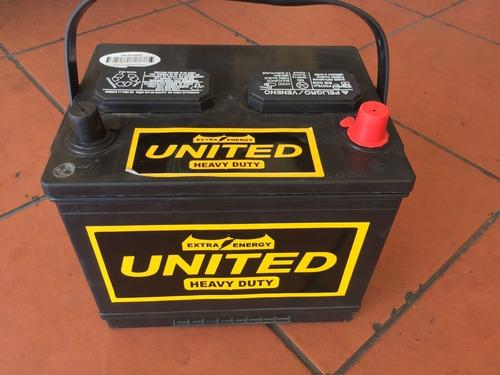 Bateria United  4266 Y N50 Para Carro ¢45000