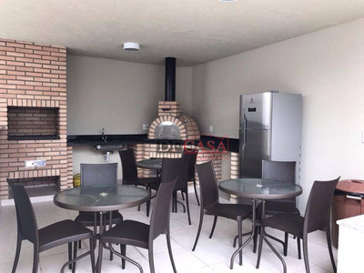 Apartamento Residencial À Venda, Vila Camilópolis, Santo André. - Ap3099