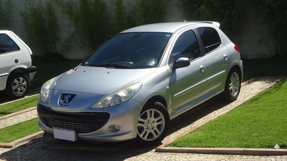 Peugeot 207 1.6 Xs 16v Flex 4p Manual