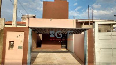Casa Com 2 Dormitórios À Venda, 120 M² Por R$ 460.000 - Parque Jambeiro - Campinas/sp - Ca6276