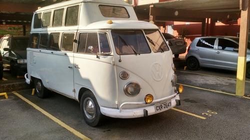 Imagem 1 de 15 de Volkswagen Kombi Corujinha