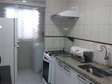 Apartamento Com 2 Dormitórios À Venda, 54 M² Por R$ 220.000 - Cangaíba - São Paulo/sp - Ap0551