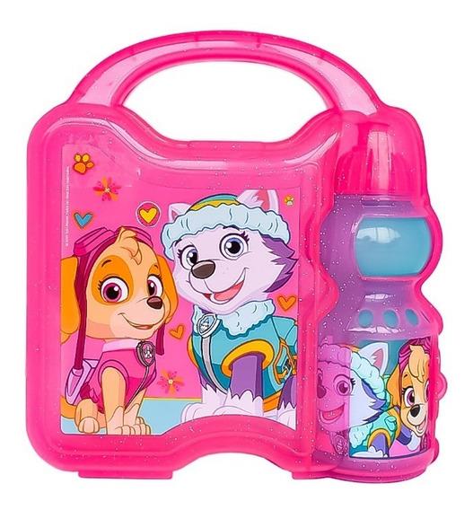 Lonchera Paw Patrol Skye Niña Infantiles Botella Agua