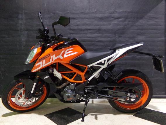 Motocicleta Ktm Duke 390 2019 6900km Naranja