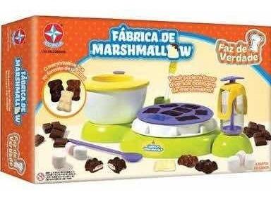 Fábrica De Marshmallow Estrela