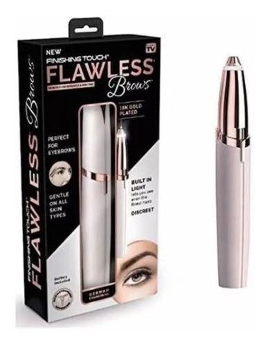 Depilador Flawless Removedor De Pelos Facial Hair Remover