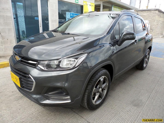 Chevrolet Tracker Lujo
