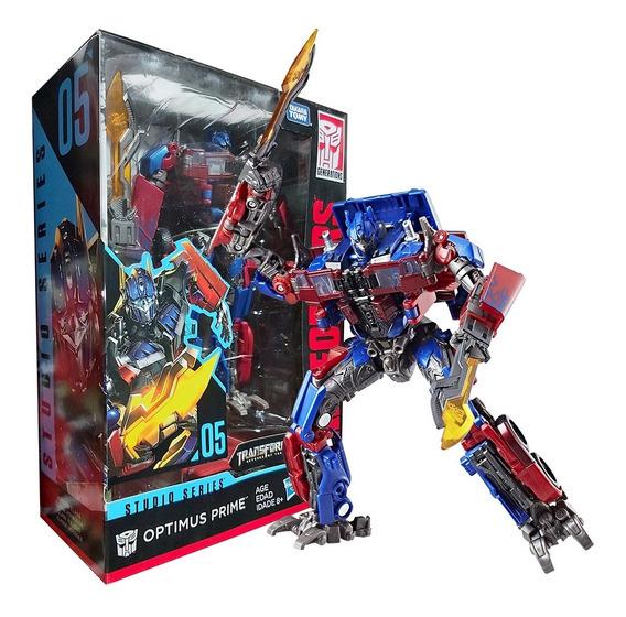 Transformers Optimus Prime Studio Series Voyager Hasbro 2019
