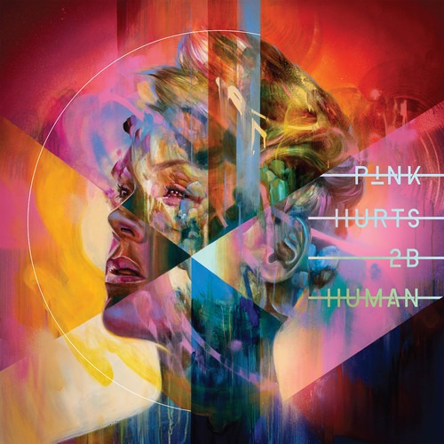 Pink Hurts 2b Human Cd Us Import