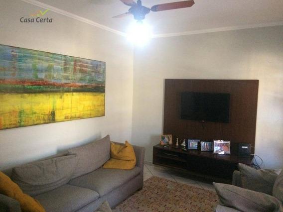 Casa Com 3 Dormitórios À Venda, 220 M² Por R$ 400.000 - Jardim Nossa Senhora Das Graças - Mogi Guaçu/sp - Ca1441