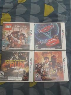 Juegos De Nintendo 3ds Baratos