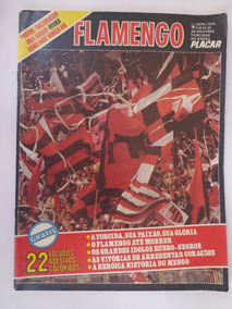 Placar Extra Abr 1979 As Maiores Torcidas Do Brasil Flamengo