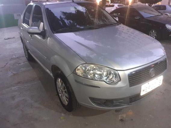 Fiat Siena Tetrafuel 2009 Completo Financio Sem Entrada