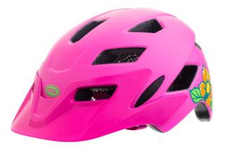 Casco Ciclista Niña - Bell Sidetrack