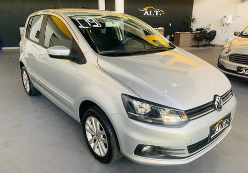 Vw Fox 1.6 Connect Completo